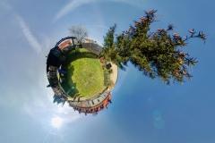 Little Planet - Garten